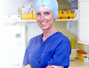 Miss Patrica Boorman colorectal surgeon hero photo